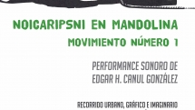 Noticia Performance sonoro en Punto de Encuentro