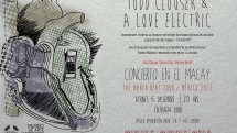 Noticia Tood Clouser & A Love Electric en el Macay