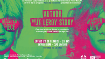 "Noticia Punto de Encuentro, presenta el documental ""Author: The JT LeRoy Story""."