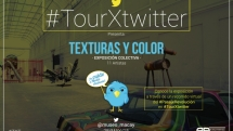 Noticia TourXTwitter: Texturas y color