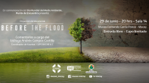 "Noticia Punto de Encuentro presenta el documental: ""Before The flood"" (Comentarios del biólogo Andrés Campos Castillo)"
