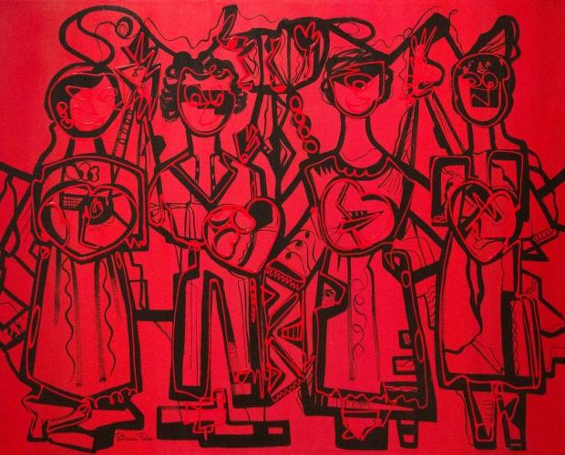 Resultado de imagen para Patricia Fabre pinturas